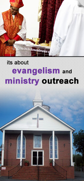 Evangelism and ministry outreach
