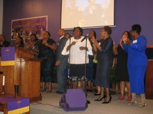 Convocation_2009_Singing