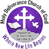 Holy Deliverance Church of God