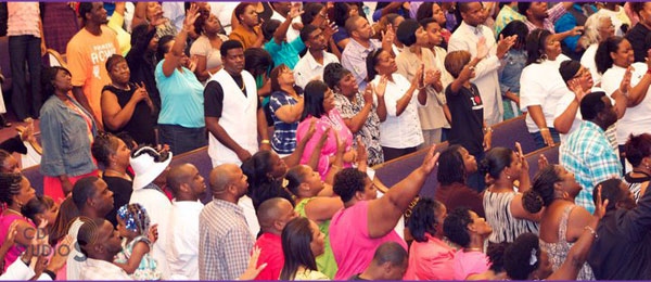 People of God Worshipping
