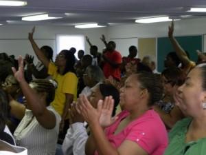 YCA_Retreat_2011_Worshipping_at_the_Retreat